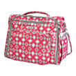 USED Ju-Ju-Be B.F.F. Diaper Bag Pink Pinwheels - Final Sale