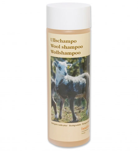 Imse Vimse Biodegradable Wool Shampoo 250 ml