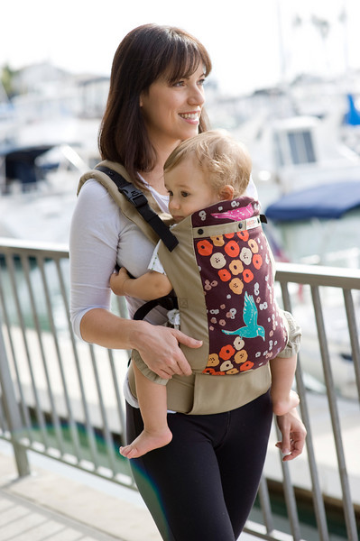 Beco Butterfly II Baby Carrier Niko
