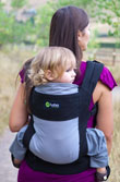 USED BOBA Classic Baby Carrier 3G - Glacier - Final Sale