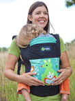 USED BOBA Classic Baby Carrier 3G - Kangaroo - Final Sale