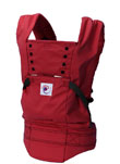 USED ERGO Sport Carrier - Red - Final Sale