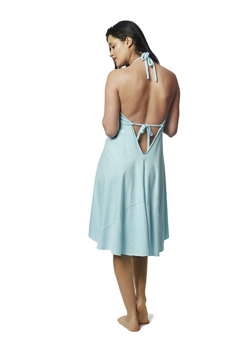 Pretty Pushers - Pretty Pushers Original Labor & Delivery Gown - Ice ...