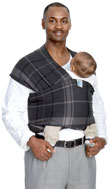 USED Moby Wrap Carrier Designs - Chancellor- Final Sale