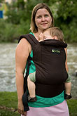 USED BOBA Classic Baby Carrier 2G Earth - Final Sale