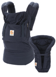 USED ERGO Organic Bundle of Joy Baby Carrier - Navy - Final Sale