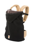 USED ERGO Baby - Winter Weather Cover - Black - Final Sale