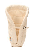 USED ERGO Organic Infant Insert Natural- Final Sale