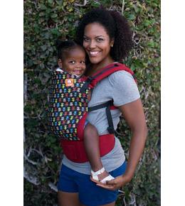 Baby Tula Canvas Carrier - Standard - Little Robots