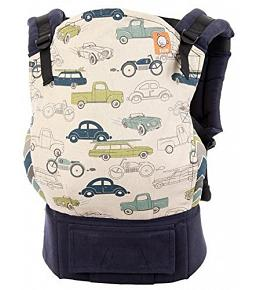 Baby Tula Canvas Carrier - Standard - Slow Ride