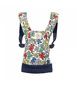 ERGO Baby Doll Carrier - Keith Haring Color Pop