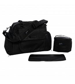 Be Pumped Breast Pump Bag - Black Out