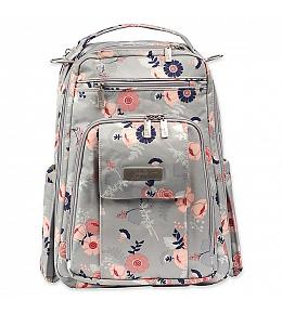 Jujube Wallflower - Be Right Back Multi-Functional Structured Backpack