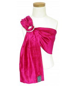 Koru Carriers Mini Doll Toy Ring Sling - Magenta
