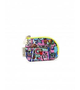 Tokidoki Pool Party-Zip Coin Purse
