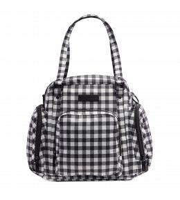 Be Supplied Breast Pump Bag - Gingham Style