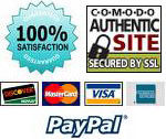 Secure Credit Card Paypal Site